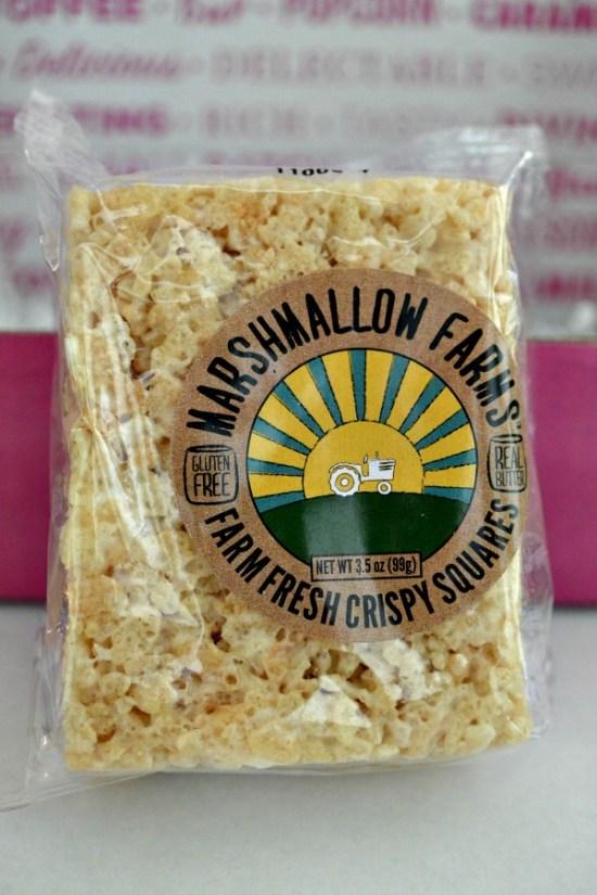 Treatise-Marshmallow sweets