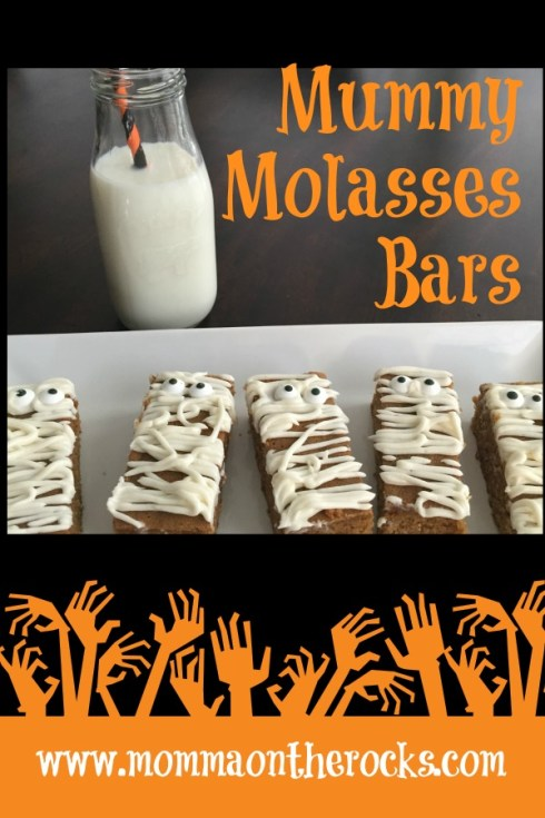 Molasses Bars