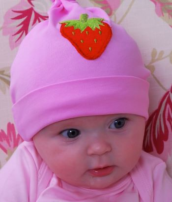 strawberry baby clothing collection