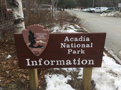 Acadia National Park Headquarters