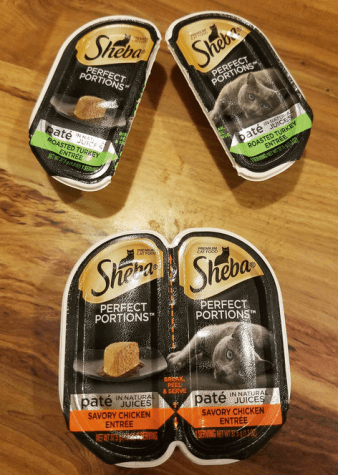 Perfect Portions™ Premium Patés from Sheba