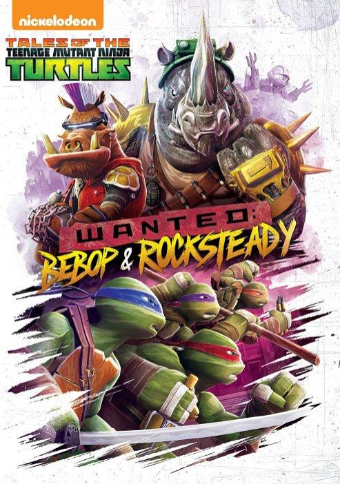 Tales Of The Teenage Mutant Ninja Turtles The Final Chapters : tales, teenage, mutant, ninja, turtles, final, chapters, Tales, Teenage, Mutant, Ninja, Turtles, Wanted:, Bebop, Rocksteady, Modern, Mama's, Messy
