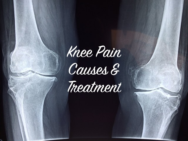 Knee Pain Title
