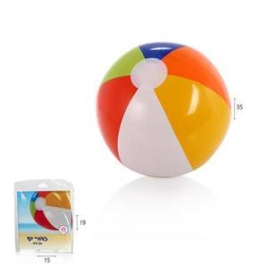 """כדורי ים, ווסטים ומצופים כדור ים צבעוני 35 ס""""מ - Mom & Me"""