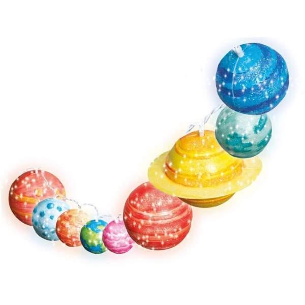 צעצועים גרלנדת מערכת השמש - Mom & Me