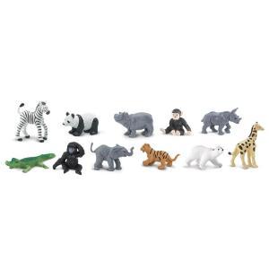 צעצועים גורים בגן חיות - Mom & Me