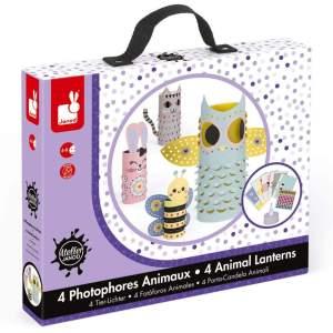 צעצועים יצירה-עששיות חיות - Mom & Me