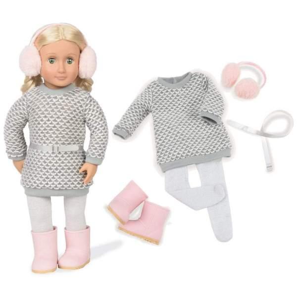 צעצועים חליפה בעיצוב חורפי - Mom & Me