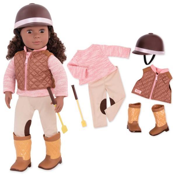 צעצועים חליפת רכיבה דה'לאקס - Mom & Me