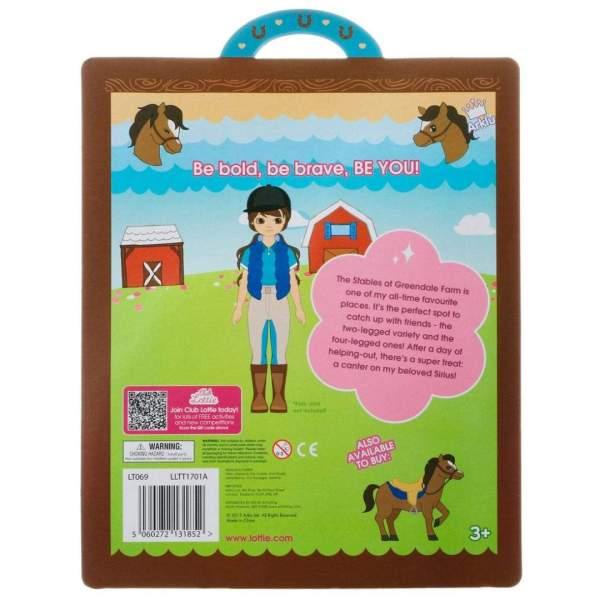 צעצועים חליפת רכיבה על סוסים - Mom & Me