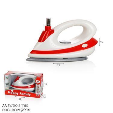 כלי מטבח / נקיון/יופי ואופנה מגהץ חשמלי - Mom & Me