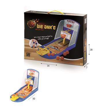 משחקי חשיבה וקלפים משחק כדורסל ג'אמפ שוט - Mom & Me