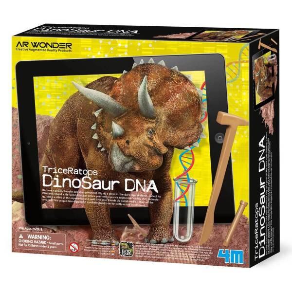 צעצועים טריצרטופס DNA - Mom & Me