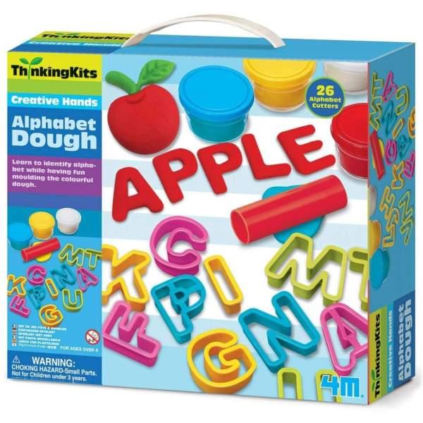 צעצועים ערכת בצק ABC - Mom & Me