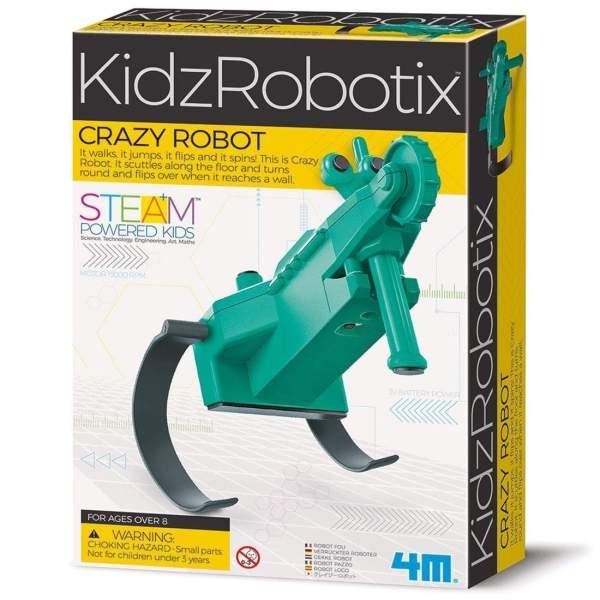 צעצועים רובוט משוגע - Mom & Me