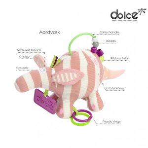 צעצועים צעצוע פעילות פרימו גור של דוב נמלים - Mom & Me