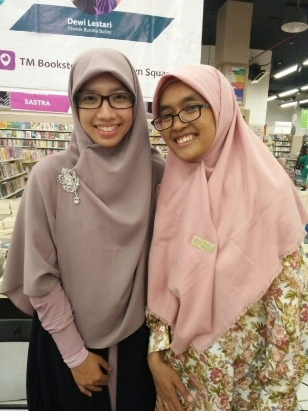 Meet and Greet with the Authors Salihah Mom's Diary-12