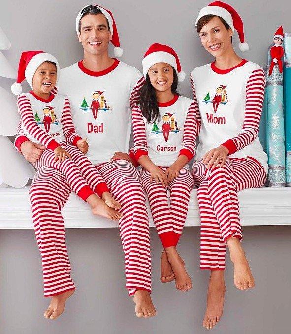 Summer Christmas Matching Family Pajamas MomMeMatchcom