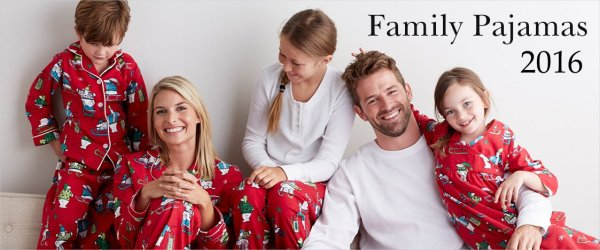 Cheap Christmas Pajamas for the Whole Family MomMeMatchcom