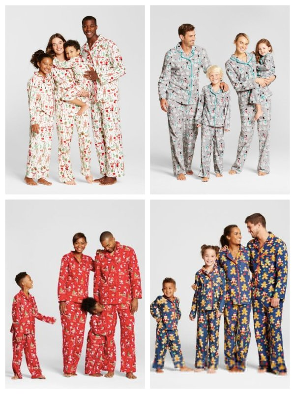 Cheap Pajamas for the Whole Family MomMeMatchcom