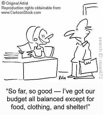 Budgets for Beginners