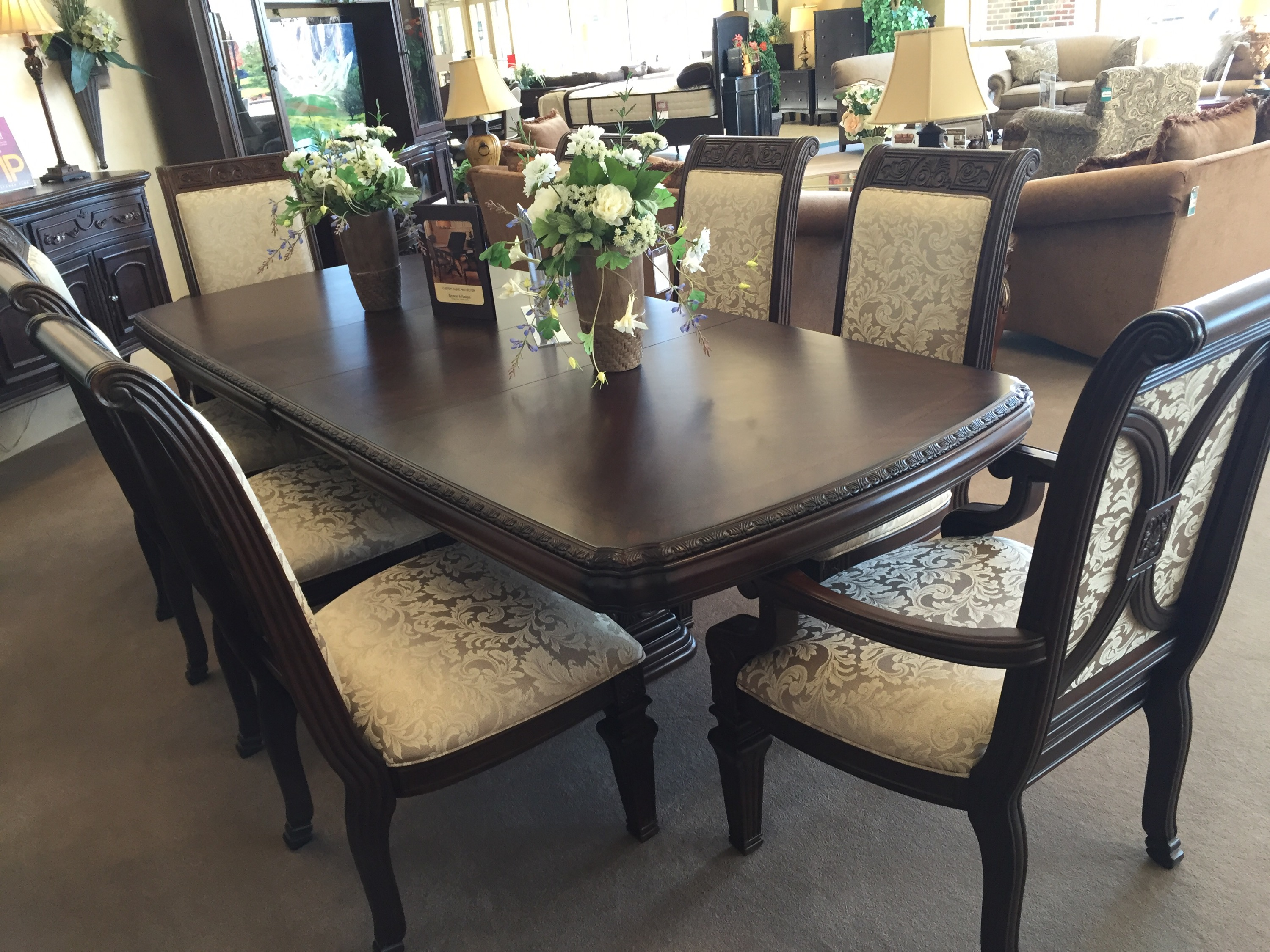 Shopping For My New Dining Room At Raymour & Flanigan