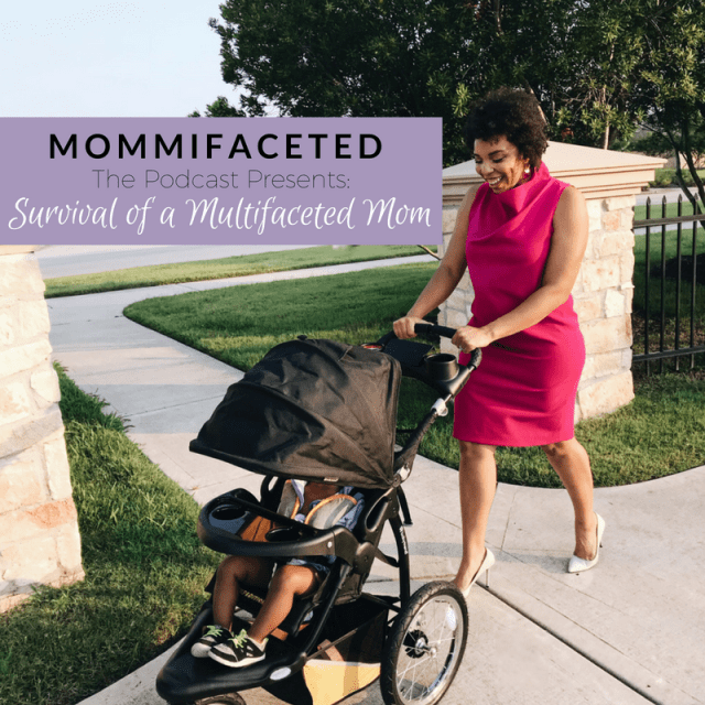 survival of a multifaceted mom, getting over fear