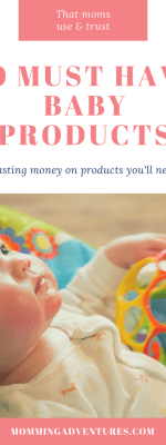 20 Must Have Baby Products