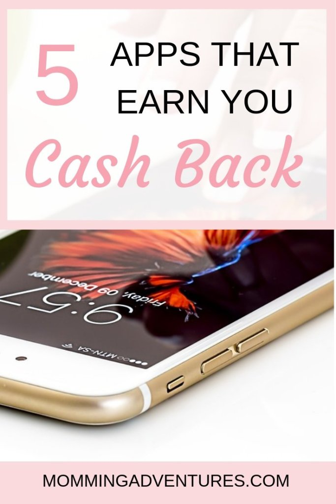 Apps that earn you cash back for shopping