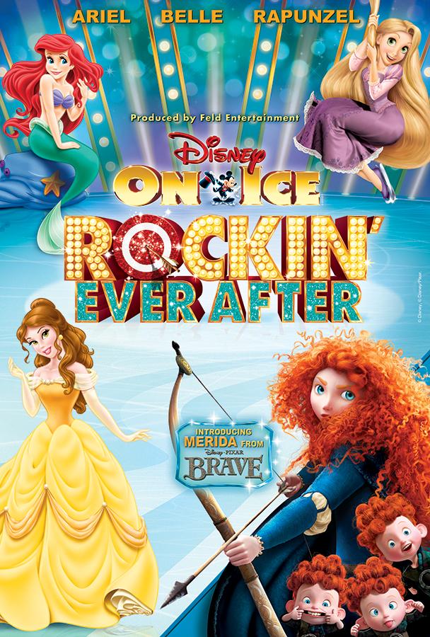 Shows 2013 Tangled Disney Ice