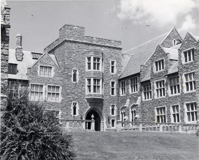 Blodgett Hall Vassar College