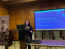 Melodie Cardin-Pregnancy, trauma, and the burden of care: The impact of autoethnographic experience