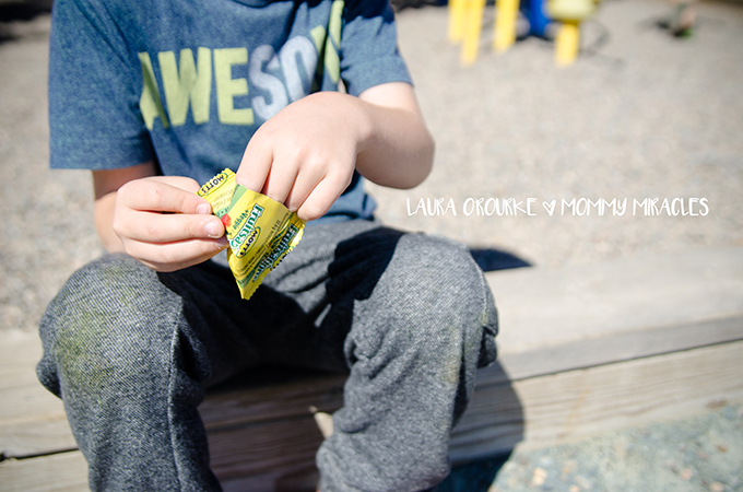 On Letting Go And Holding On And School Snacks | Mommy-Miracles