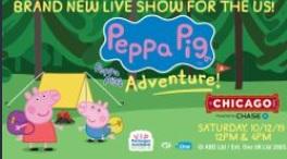 Peppa Pig Live, Peppa's Adventure