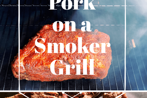Pulled Pork on a Smoker Grill