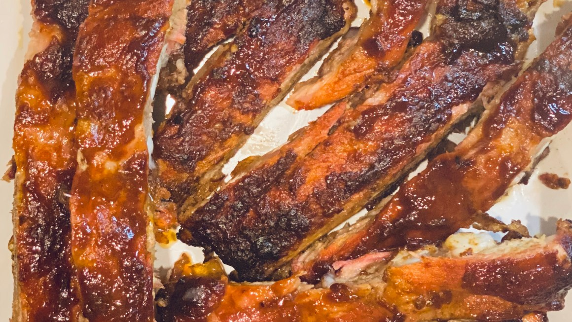 UNBELIEVABLE SPARE RIBS