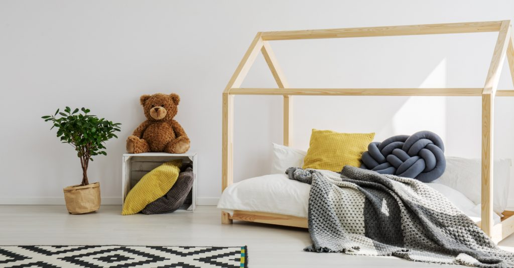 This Is How To Design A Minimalist Kids Room Mommybites