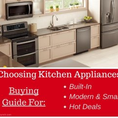 Best Buy Kitchen Appliances Tap Choosing Lg At Buying Guide Mommy Bunch