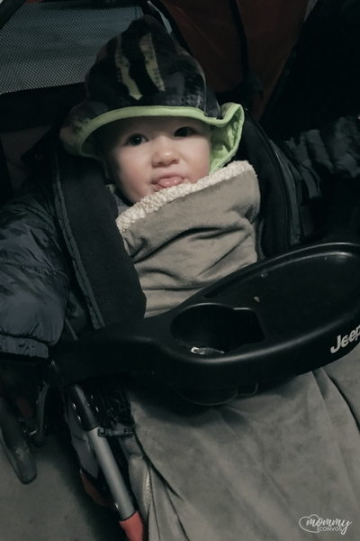 Friday Favorites: Bundle Me- the Solution to the Blanket-Stroller Headache