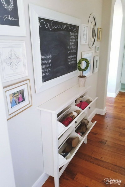 Our 8 Favorite Organizing Ideas that Work for Us!