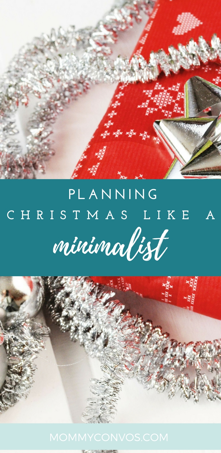 planning christmas like a minimalist mommy convos