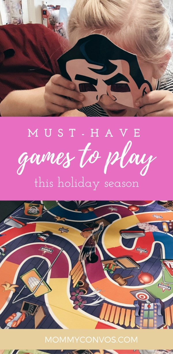 Must-have games to play this holiday season. Board games. Family night. Game night. Game night ideas. Family Game Night