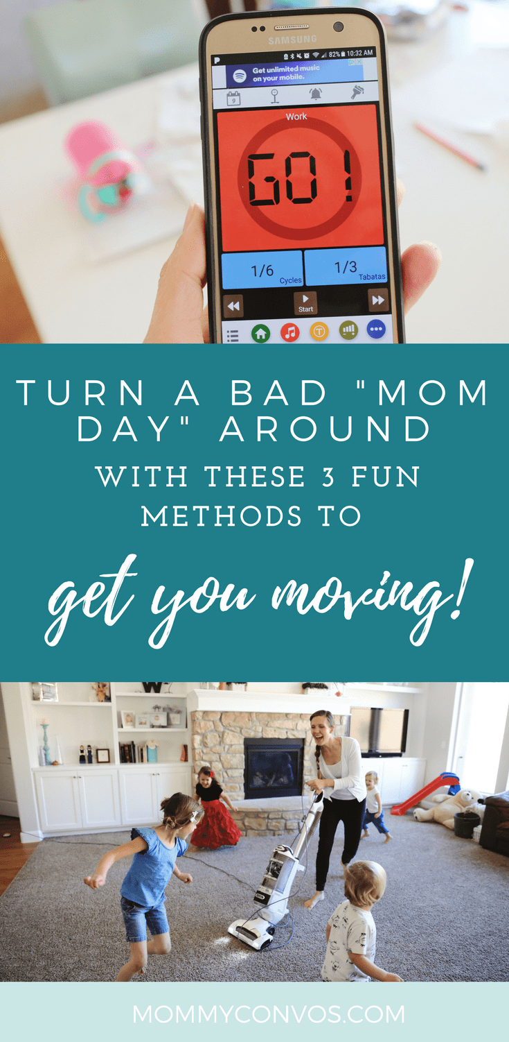 "How to turn a bad mom day around: my 3 favorite ways. List of ways to turn a bad day aorund. Turning a ""Mom Funk"" Around with Top-Performing Tactics - Mommy Convos"