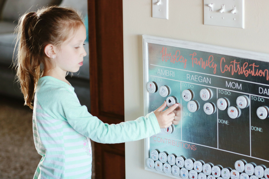 children helping in the home, raising helpful children. tips and tricks for kids chores. family contributions, chore printables. positive parenting solutions. raising successful children. chores by age. chore charts.