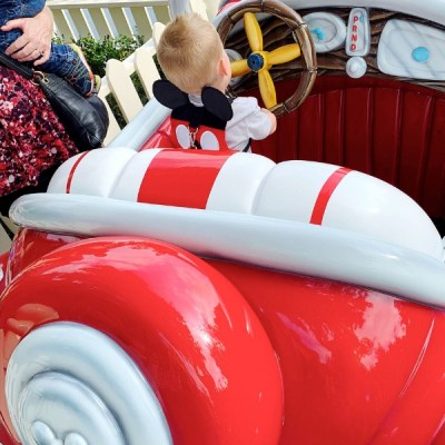 Mom's Guide to Enjoying Disneyland with a Toddler