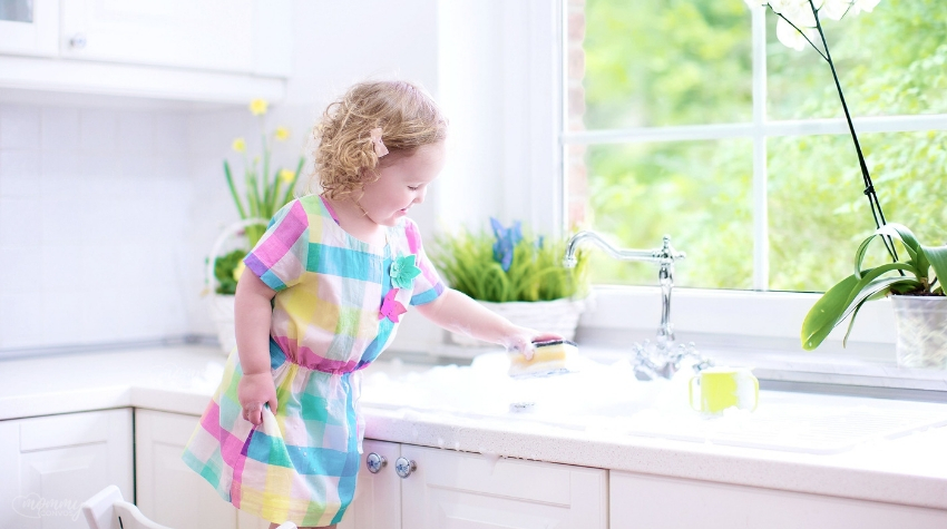 How to Spring Clean your Home the Easy Way