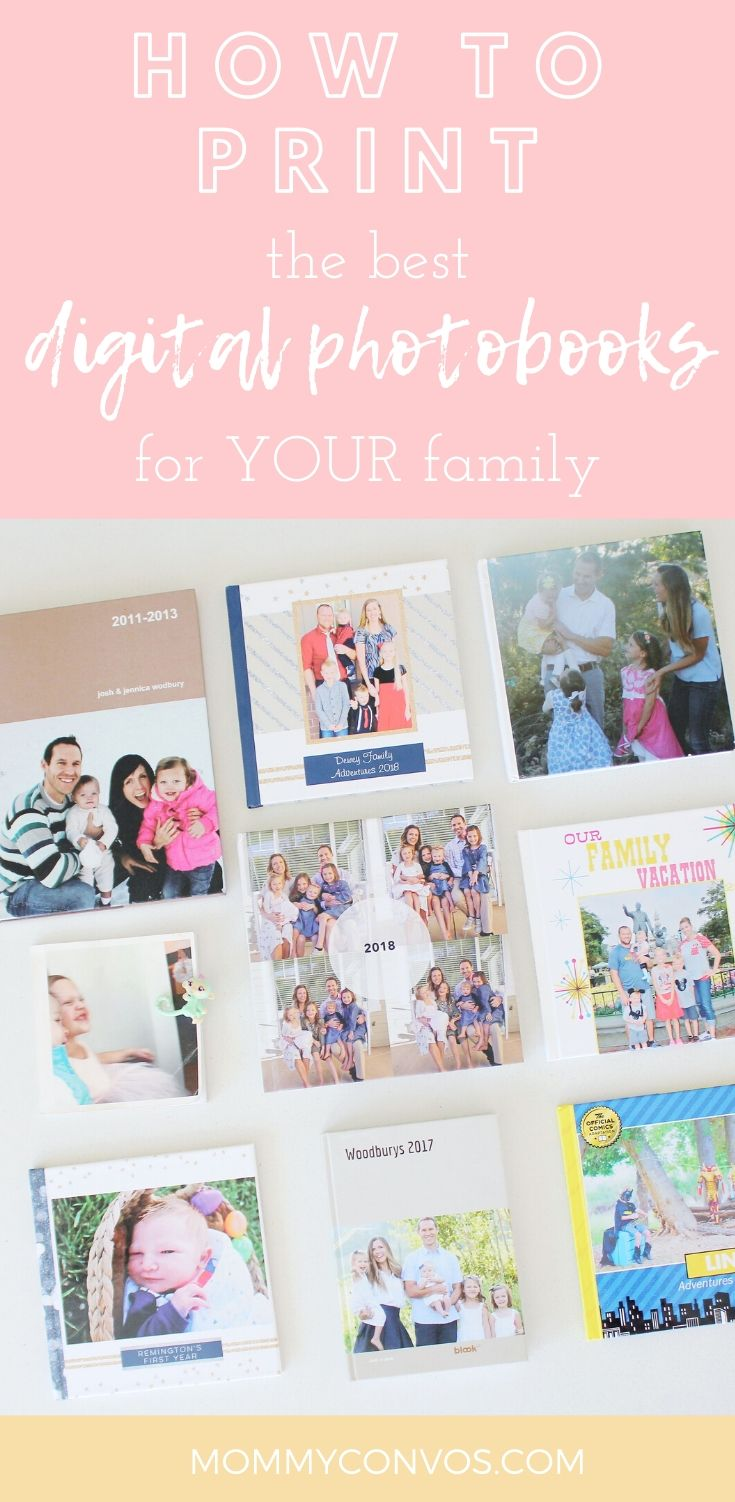 how to print the best photobooks for your family