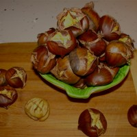 ROASTED SWEET CHESTNUT