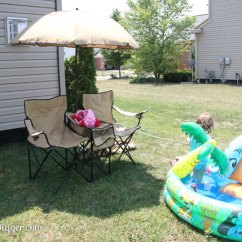 Perfect Beach Chairs Nicaraguan Rocking The Chair For Two From Brylane Home Review Giveaway Outdoor