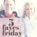 5 Faves Friday: Can't buy love but…